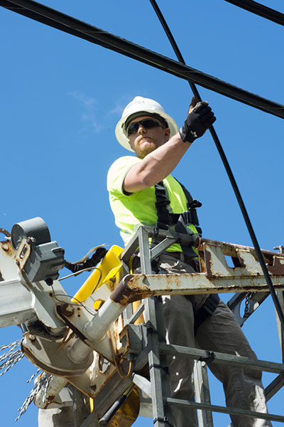 Build a Meaningful Career in Fiber Broadband Construction